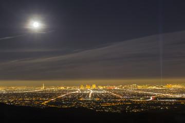 Las Vegas Full Moon