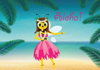 Hawaiian Bee