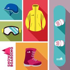 snowboard stuff