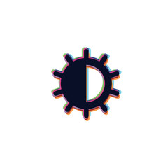 3D Effect - Vector Icon