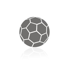 Icono baón fútbol FB reflejo