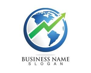 globe logo finance 88