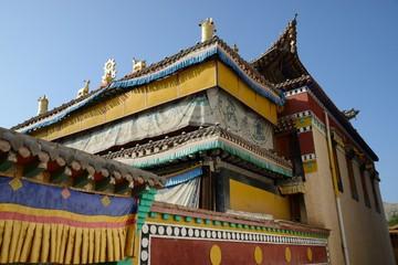 Tibetian Mango monastery