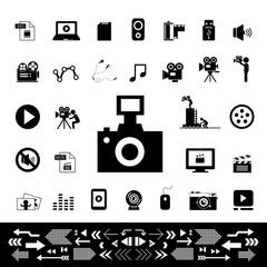 movie and media icon