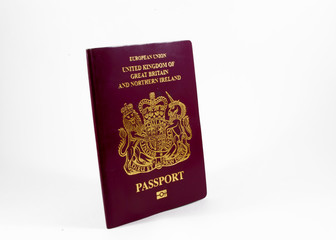 British Passport.