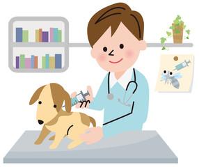 動物病院 注射