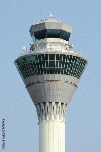 Foto op Canvas Luchthaven Air Traffic Control Tower