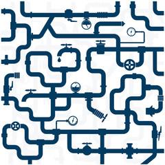 Pipeline plumbing