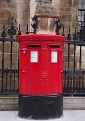 Boîte aux lettres  à Londres