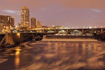 Mississippi in Minneapolis