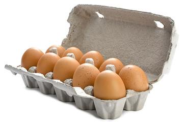 Pack of Brown Eggs