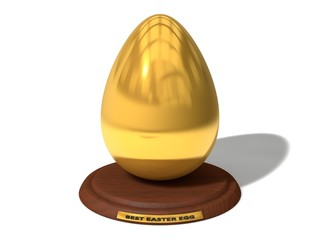 golden egg prize