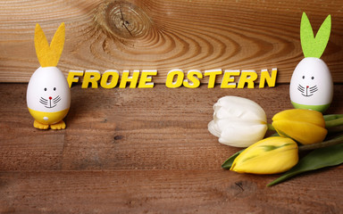 frohe ostern - lustig