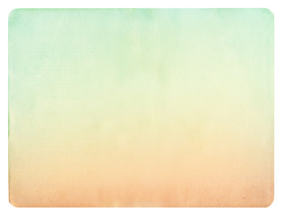 Pastel background with paper texture