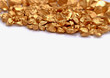 gold stone background - 79491741