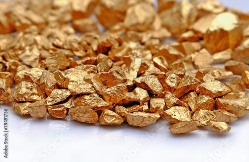 gold stone - 79491736
