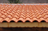 Roof with ceramic tiles - 79491930