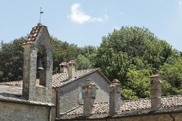 Comignoli, Santuario della Verna