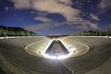 Panathenaic olympic stadium in Athens, Greece