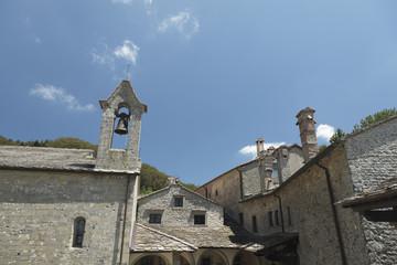 Il complesso del Santuario della Verna