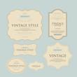 vintage labels - 79495182