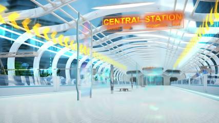 Subway of the future