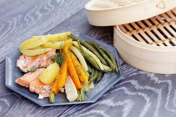 healthy eating - tuna