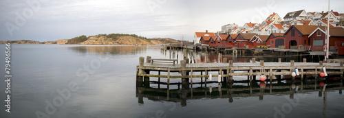 Norwegian town - 79496566