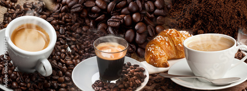 Coffee Banner Collage - 79498762