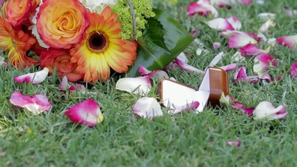 Wedding Ring Flower