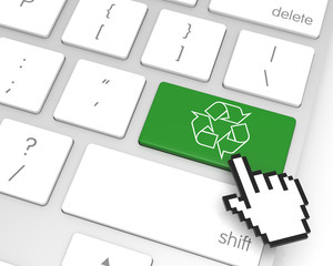 Recycle Enter Key