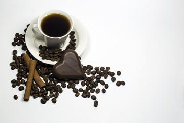 Kahve Ve Çikolata