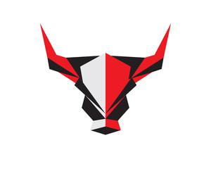 Bull Head Paper Logo