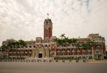 Presidential Office building in Taipei, Taiwan