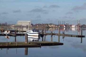 Großer Hafen von Wilhelmshaven