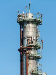Industrieanlage im Detail