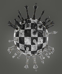 Chess Ball