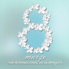 8 de marzo, día de la mujer