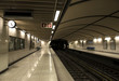 empty metro station - 79508349
