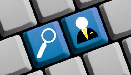 Personalsuche online