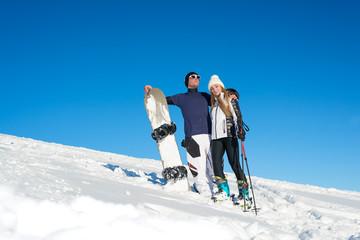 Winter (Sandra & Patrick)