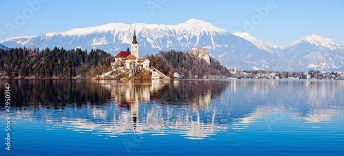 Church of the Assumption on Lake Bled - 79509147