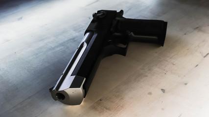 Pistole Desert Eagle 1