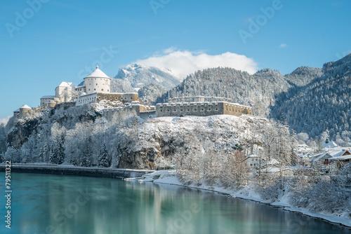 Deurstickers Vestingwerk Festung Kufstein