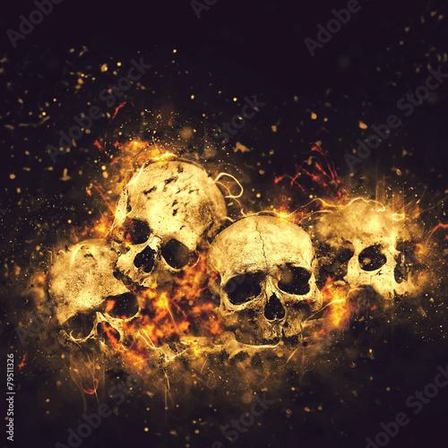 Skulls and Bones - 79511326