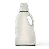 Bottle template for detergent