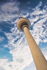 TV tower in Berlin