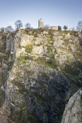 Clifton Observatory, Clifton, Bristol, England