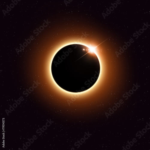 Solar Eclipse - 79514373