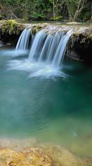cascada del rio cadagua